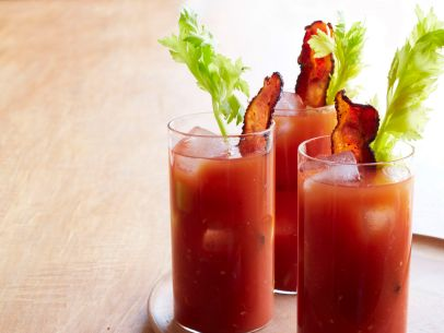 food network bloody mary with bacon