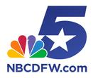 NBC 5 RGB Logo Flat Peacock