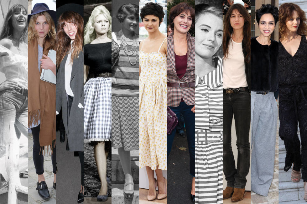 french beauty icons