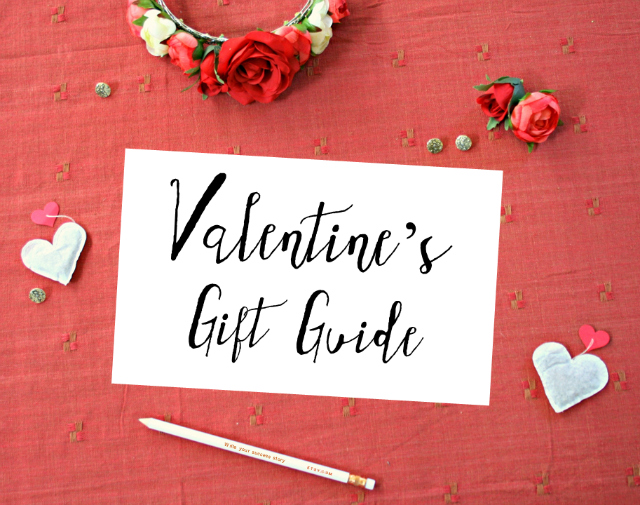 valentines day is less than two weeks away and if youre wondering what to get your significant other or just something to make a friend smile - Valentines Day Gift Guide