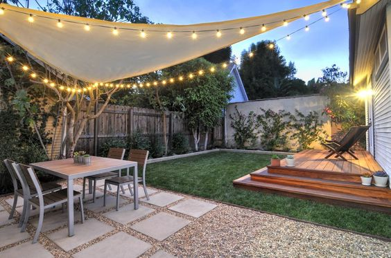 make sure there is a place for guests to have easy access to food and drinks whether its a bar or an outdoor table guests need easy access to a plate of - Backyard Entertaining Ideas