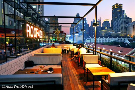The 5 Dallas Rooftops We Re Hanging Out In After Work Kf
