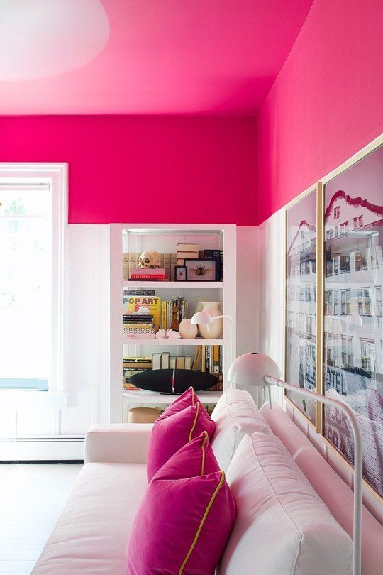Bold Colors for Home - KF DESIGN | LIFE | STYLE