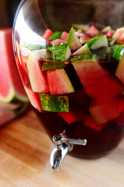 Spanish tapas and sangria this Summer