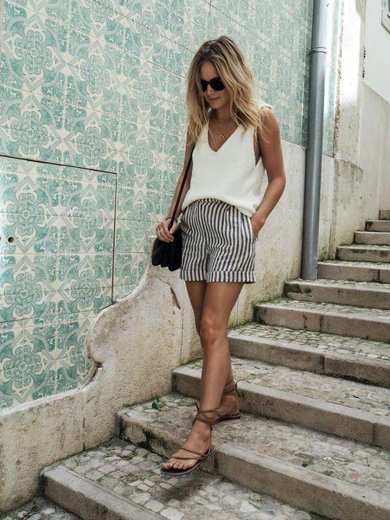 summer short style