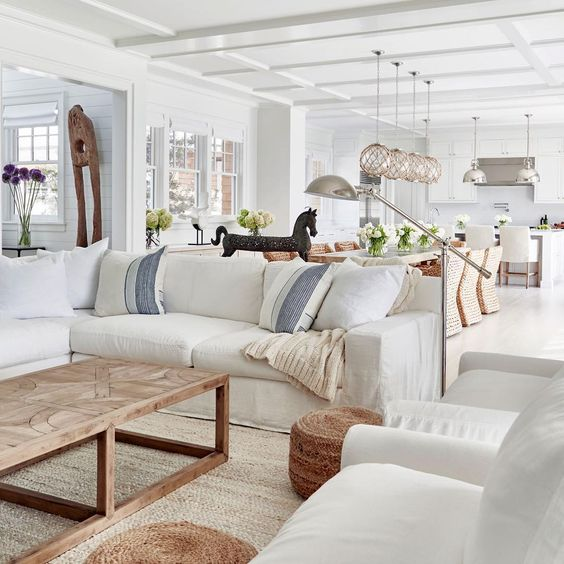 Hamptons home insipration