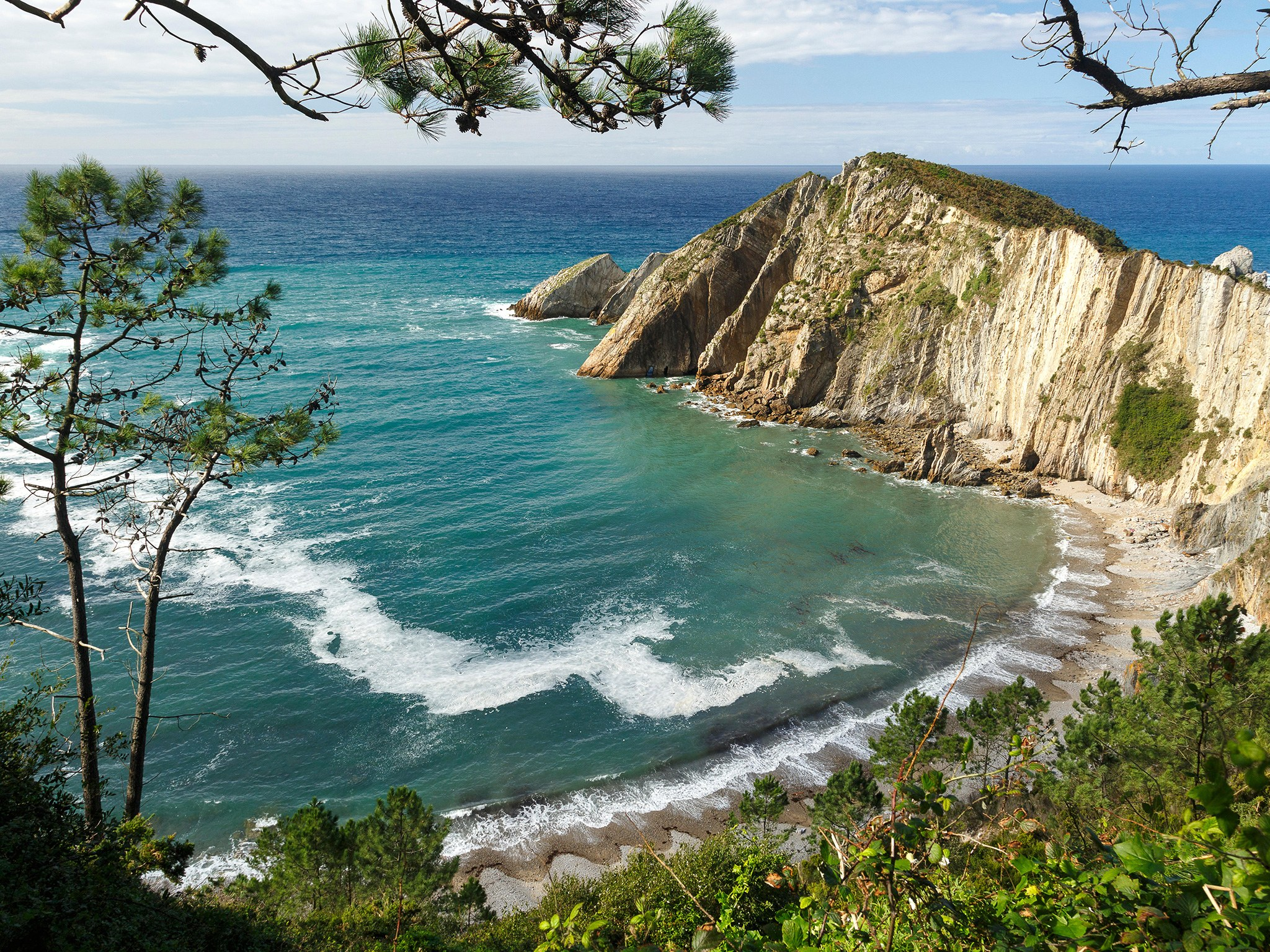 Spain coast lifestyle