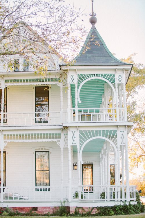 aqua color in home