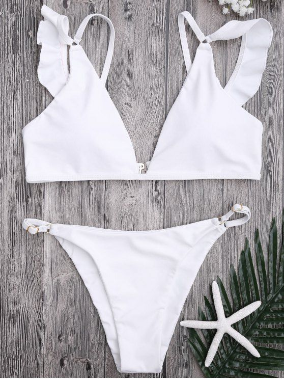 black and white chic swim