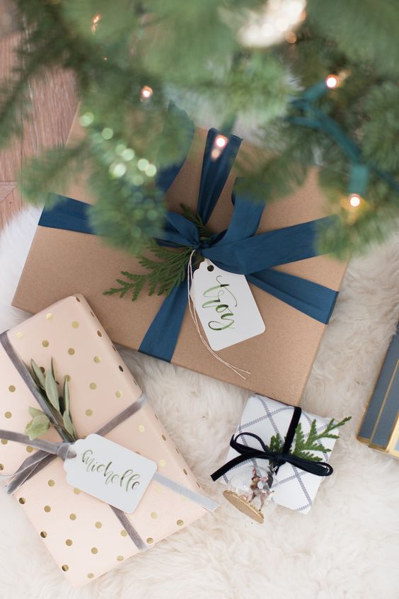 KF Gift Wrapping Guide For This Holiday Season