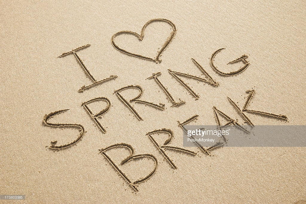 Top Spring Break Destinations ~ What To Wear & Pack In Your Bag