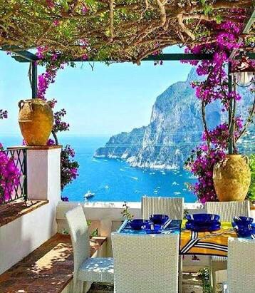 The Amalfi Coast ~ How To Travel In Style