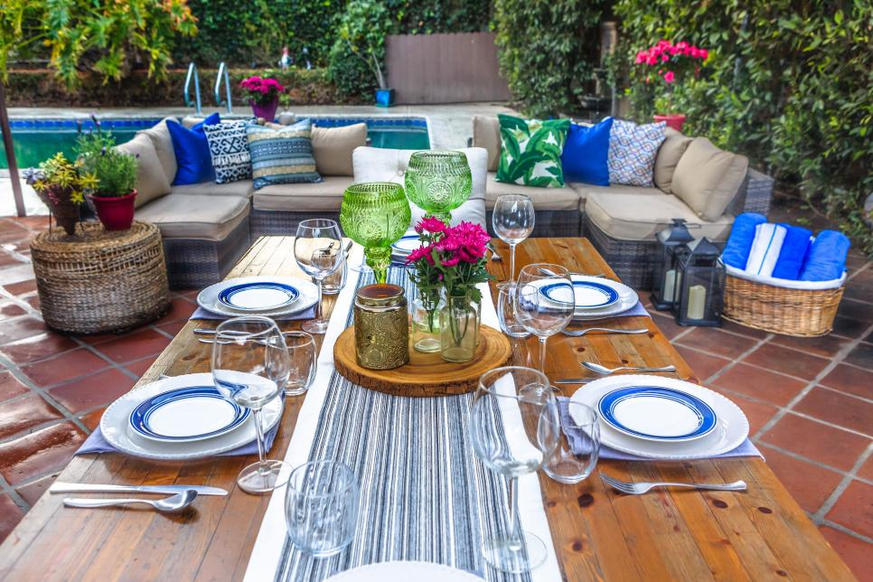 Get Your Outdoor Oasis Ready For Entertaining