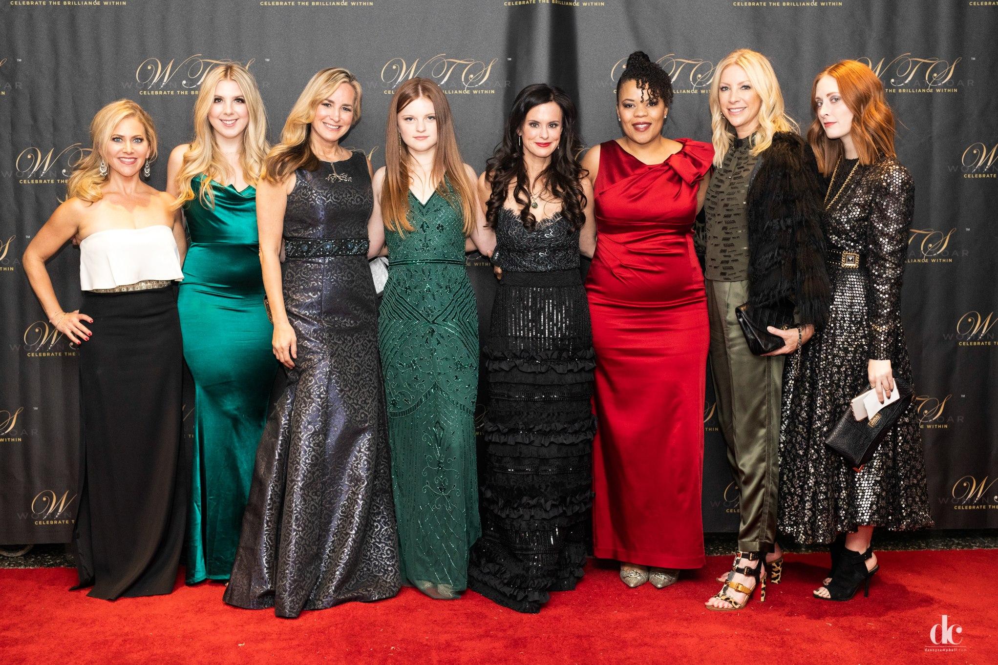 Gala Season ~ Fashion from The Women That Soar Awards