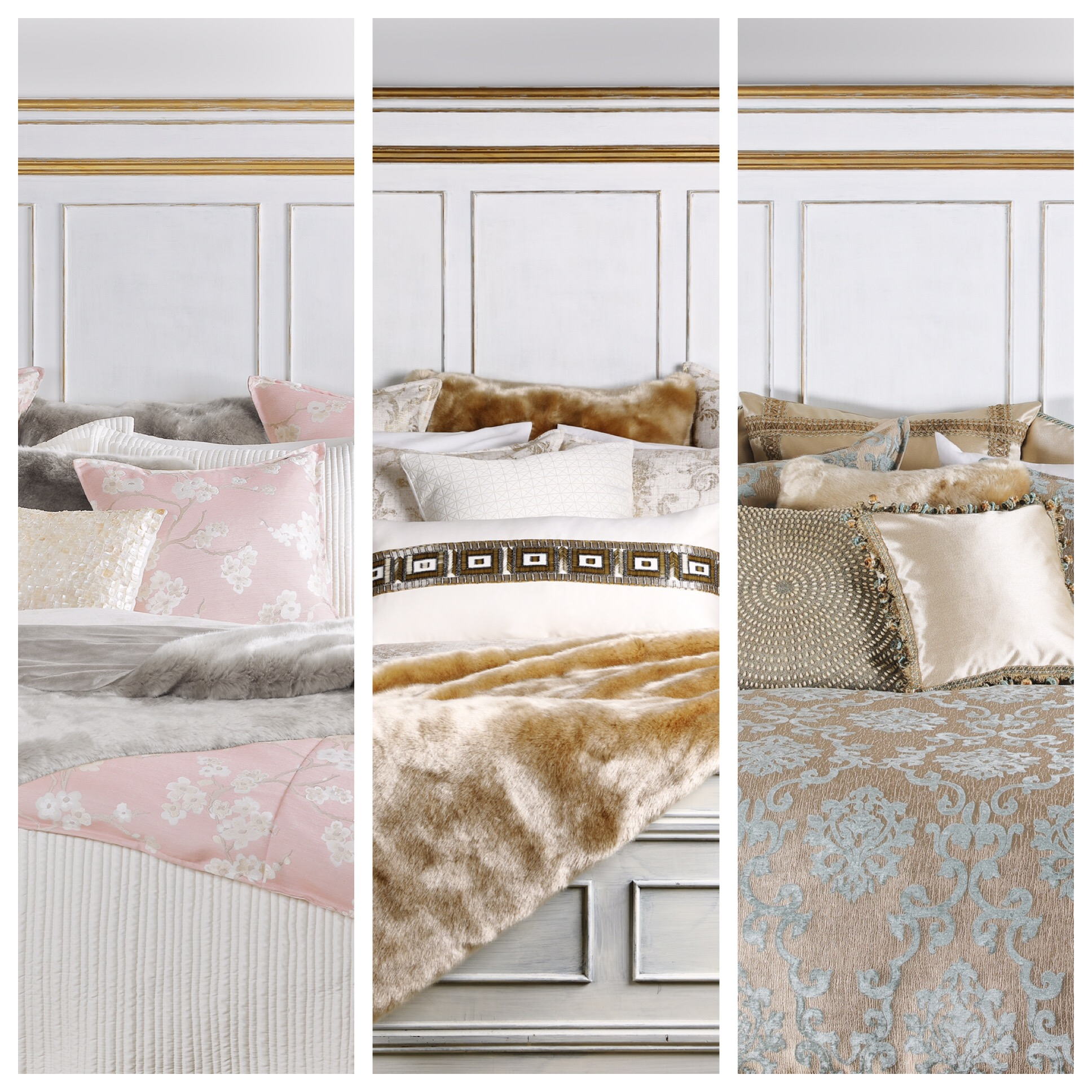 Isabella Collection by Kathy Fielder Debuts Three New Bedding Collections
